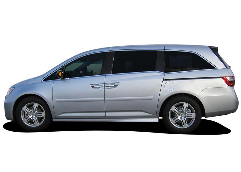Body Side Molding Fits 2011 2016 Honda Odyssey